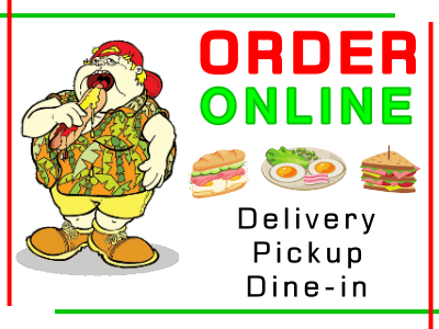 Order online Fat Boys Restaurant