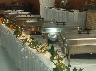Event Planning, Caterers in Baltimore MD