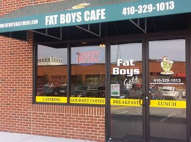 WelcomeFat Boys of Baltimore provides great food, great service whether you stop by our Bistro/Restaurant for a bite to eat; or use our catering service for your next party or event.